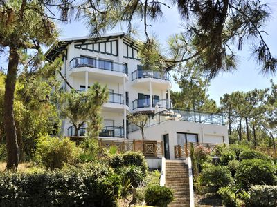 Photo for Excellent apartments near the beach with nice views of the Bassin of Arcachon