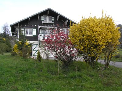 Photo for For spa guests or tourists rented cottage in the country