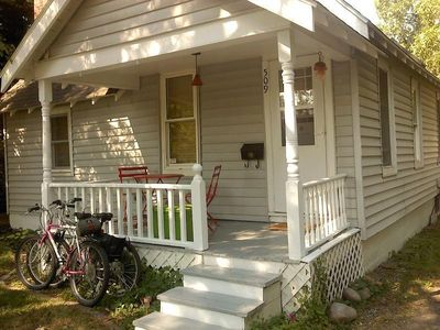 Photo for Northside Hideaway Exquisite1-Bedroom House, Quiet Street.