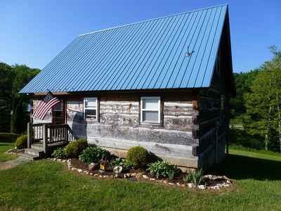Photo for Blue Ridge Hideaway on Dan River off BR Parkway , Views, Mabry Mill & Wineries!