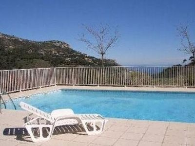 Photo for VILLA SWIMMING POOL AVAILABILITY JULY AUGUST CALM BETWEEN NICE AND MONACO