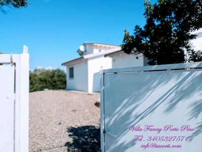 Photo for 2BR Villa Vacation Rental in SANT'ANNA ARRESI, Sardegna