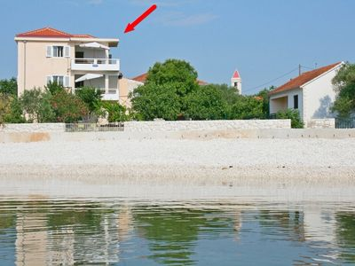 Photo for Apartments Lidija, (14587), Vinišće, Trogir riviera, Croatia