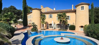 Photo for Chateau des Maures - Country house for 16 people in Vidauban