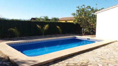 Photo for Dénia - Villa 4 bedrooms with private pool at 1km plag
