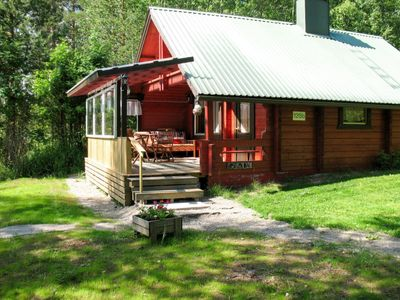 Photo for Vacation home Hirsitupa (FIJ114) in Tuusniemi - 4 persons, 1 bedrooms