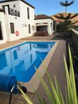 Property was beautiful and spacious, lovely outdoor pool area, great location.