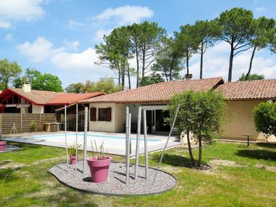Photo for Vacation home Brassens (VIB160) in Vieux-Boucau - 8 persons, 4 bedrooms