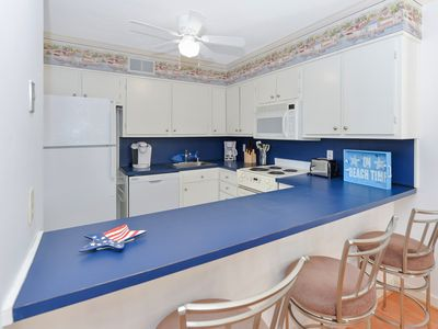 Photo for 2BR 2BA Unit in Quiet Community with a HUGE Pool & Short Walk to Beach
