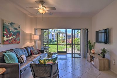 This Naples, Florida vacation rental is a little slice of paradise!