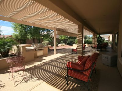 Photo for Corte Bella Adult Golf Community Home W/ Private 1200 Sqft Patio