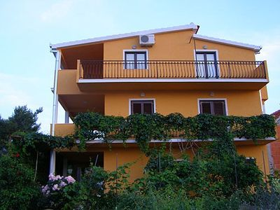Photo for Holiday apartment with large terrace and barbecue