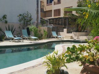 Photo for Enjoy a beautiful 5 minute stroll to the beach or relax by the private pool
