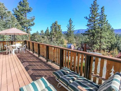 Photo for House 338 m from the center of Big Bear with Parking, Internet, Balcony (983511)
