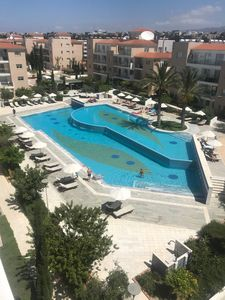 Great location with sea views, first class on site facilities for families
