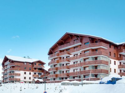 Photo for Apartment Les Chalets de l'Adonis (MEN552) in Les Menuires - 6 persons, 2 bedrooms