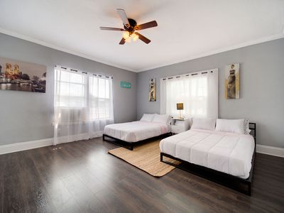 Photo for Newly Remodeled cozy Suite  Midtowm Tampa - 5 min From Dowtown !