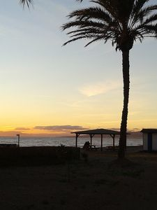 Photo for A beautiful studio in Torrox Costa for rent - Best climate in Europe