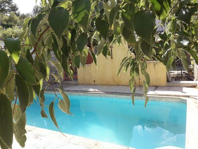 Photo for Garden level suite located in the vineyards 19km from the beaches.