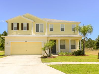 Photo for Fantastic 4 bed 3.5 bath Pool Home
