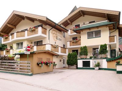Photo for Apartment Rosa Apartmenthaus (MHO131) in Mayrhofen - 5 persons, 2 bedrooms