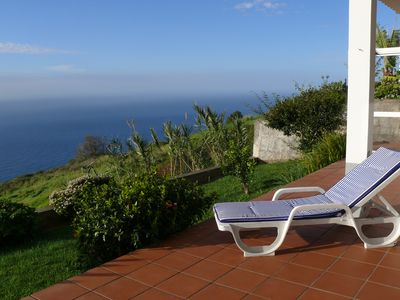 Photo for Spectacular ocean view in a rural environment