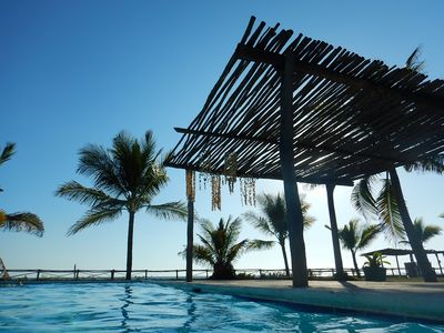 Photo for Beautiful Ocean Front Home in Monterrico MR029