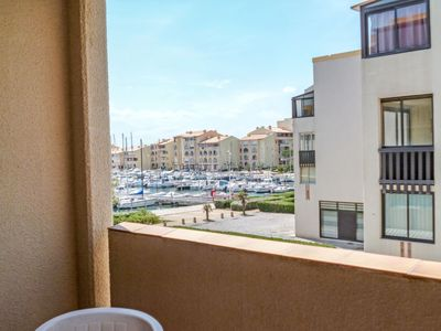 Photo for Apartment Le Lamparo in Port Leucate - 4 persons, 1 bedrooms
