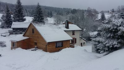 Photo for CHALET HOUSE OF MOUNTAIN FROM 2 TO 6 PEOPLE IN GRAND VALTIN HAUTES VOSGES