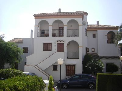 Photo for beautiful duplex apartment in TORREVIEJA- ORIHUELA COSTA - 400 m from the beach