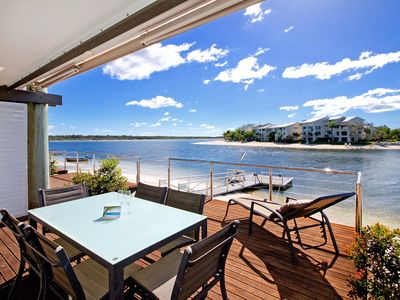 Photo for Perfect Example Of The Tranquil River Settings For Which Noosa Sound Is Famous