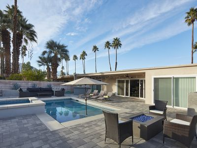 Photo for Beautifully Remodeled With Brand New Pool And Spa. Walk To El Paseo