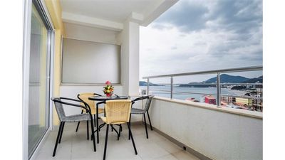 Photo for Vacation flat w/2 bedrooms + parking #242