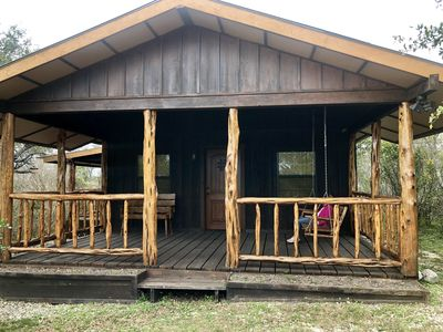 Photo for Cabin Vacation Rental in Mico, Texas