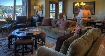 Photo for Edgemont 2501: 3 BR / 3 BA condo in Steamboat Springs, Sleeps 8
