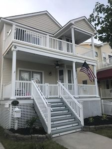 Photo for 3br2bath sleeps 9  in ocean city nj