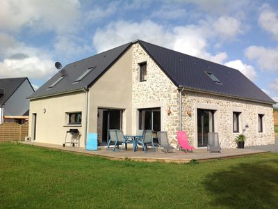 Photo for SEASIDE, 'LA BERGERIE' Large house, wifi, 8 pers.