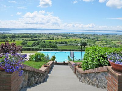 Photo for Apartment Agriturismo Pomele (BOL370) in Lago di Bolsena - 4 persons, 2 bedrooms