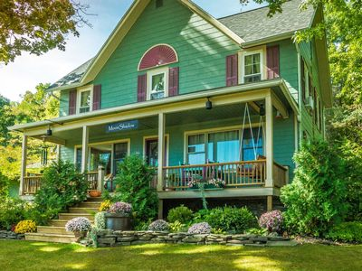 Photo for Moonshadow B&B in the heart of the Wine Trails