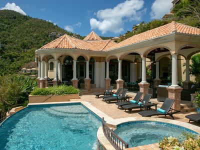 Photo for La Vita Peter Bay- Dreamy Villa in the USVI- 1WK AVAILABLE IN FEB2020