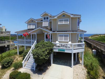 Photo for Ocean Views, Hot Tub, Saltwater Pool KEES FlexStay, Daily Housekeeping, Cabana Service