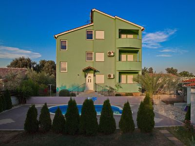 Photo for Oliva Turist Apartments 4/6 beds-2 bedrooms 1 bathroom Shared area Swimming pool