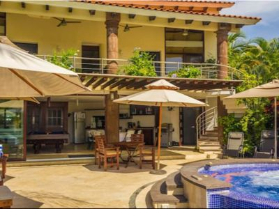 Photo for The Best Holiday In Nvo Vallarta Make the Exclusive dream house for family environment