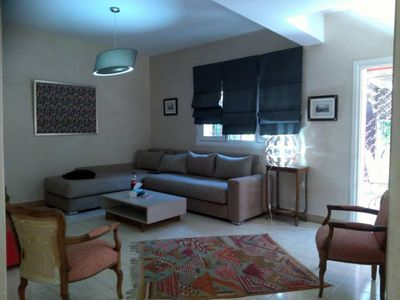 Photo for MAGNIFICENT VILLA WITH ALL COMFORT TOWN CENTER AGADIR 10 MINUTES FROM THE BEACH