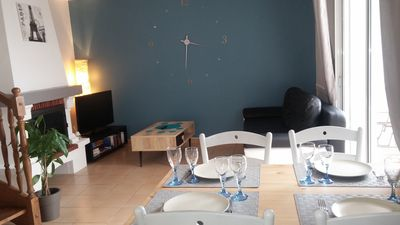 Photo for DUPLEX APARTMENT IN QUIET COURT NEAR OLD PORT AND SHOPS