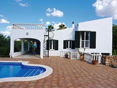 Photo for Villa With Private Heated Pool And Roof Terrace
