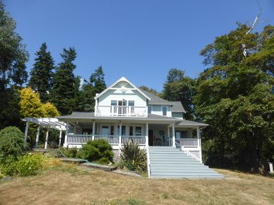 Photo for Seaside Peaceful House In Indianola, Kitsap County, Seattle