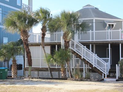 Photo for Evening Star B - 2 Bed/ 1 Bath Gulf Front Townhome in St. Joe Beach