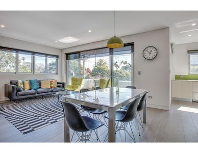 Photo for Large and brand-new apartment close to city