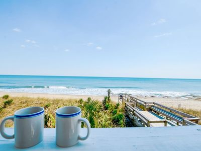 Photo for ***Beach Therapy is open to offers on your next Vacation in September and October***     Call or email your best offer***